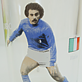 Collection ... football causio * italie