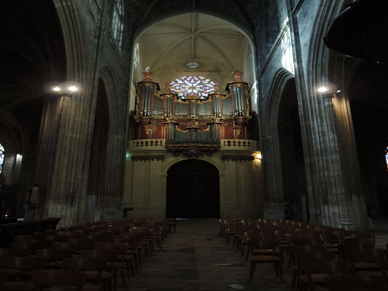 Bordeaux, basilique Saint-Michel, orgues (33)