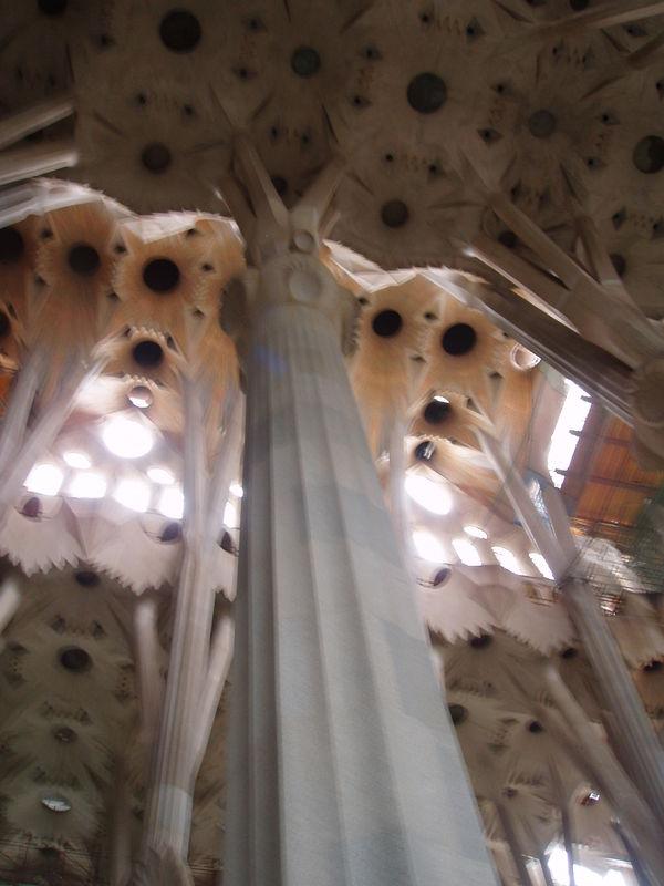 Sagrada Familia nef 3