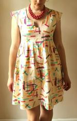 Made by Rae - Washi Dress