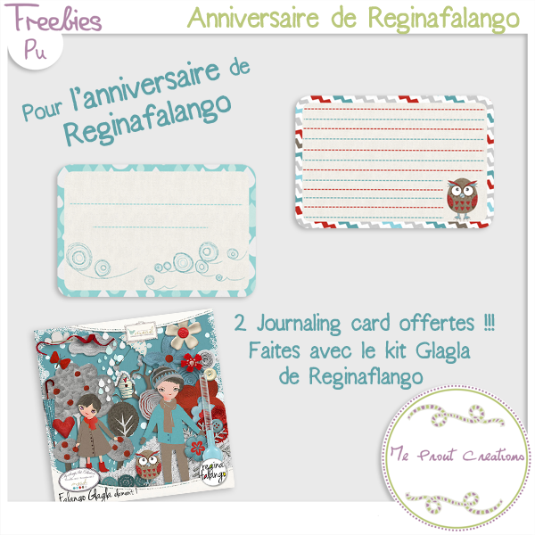 Anniv Reginafalango kit glagla by MeProutCreation