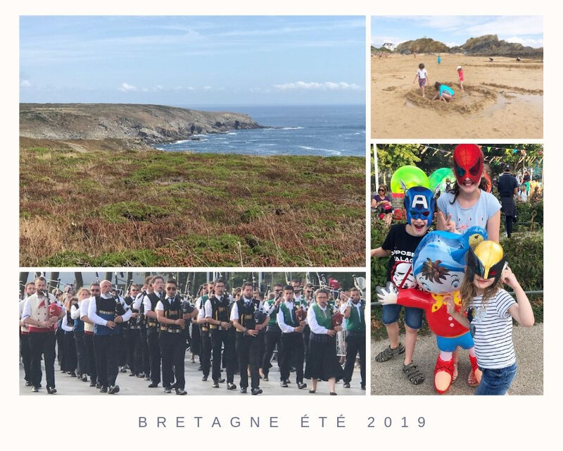 Bretagne Eté 2019 ©Kid Friendly