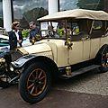 DE DION BOUTON type DX touring 1913 Baden Baden (1)