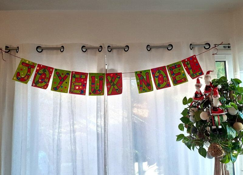 365-Noël et Nouvel an- Banderole JOYEUX NOËL (34)