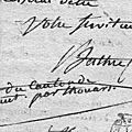 Thouars (79) correspondance entre berthre de bourniseaux et un ancien bleu, guillaume, de besançon - 1ère partie