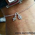 Bracelet Magnificat - 37 €
