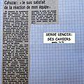 243 2 - lenoir serge - n°642 - 74/75