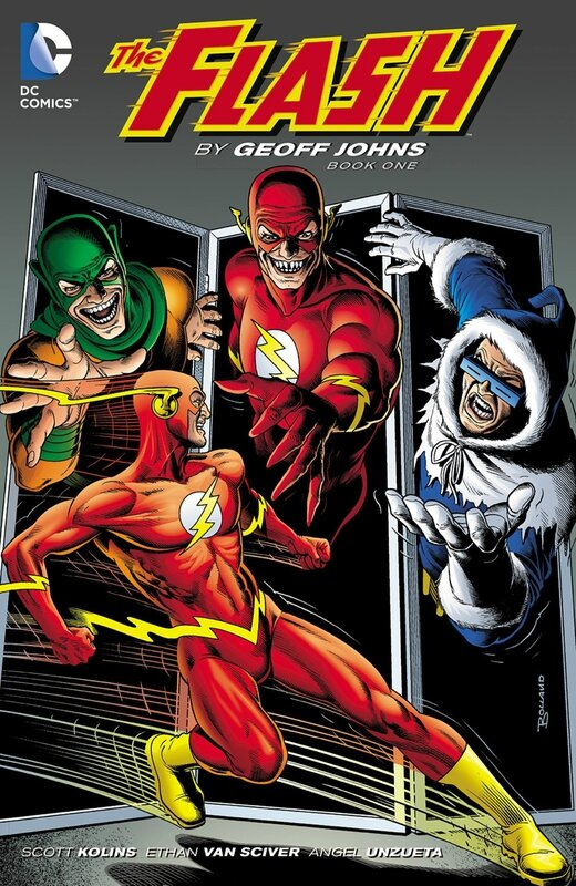 flash by geoff johns book 1 TP