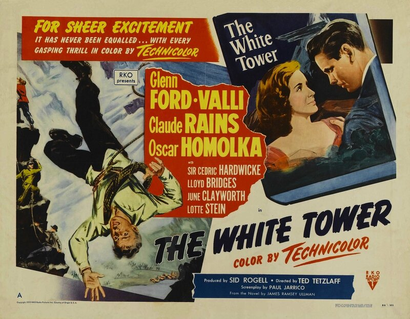 TETZLAFF_-1950-_(The_White_Tower_-_La_montana_tragica)-1
