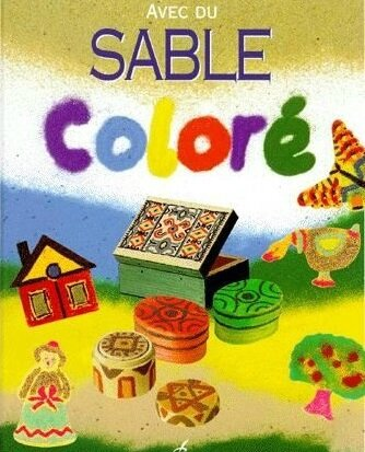 sables colorés