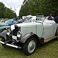 LA LICORNE L04 torpedo roadster cabriolet 1929 Madine (1)