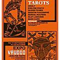 L'expo tarot invitée par le dernier cri et dédicaces avec même pas mal !