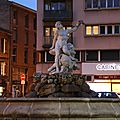 Fontaine de la place Roland