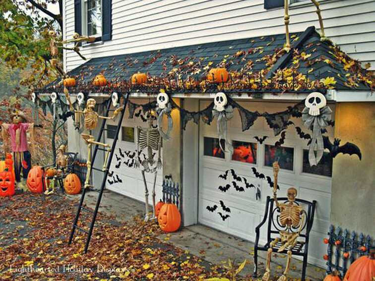 halloween-garage-door-decorating-ideas-5