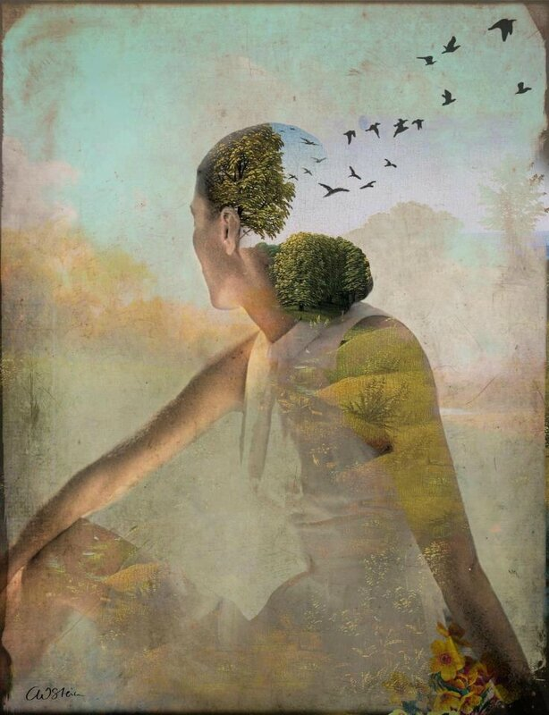 Catrin Welz-Stein - German Surrealist Graphic Designer - Tutt'Art@ (57)