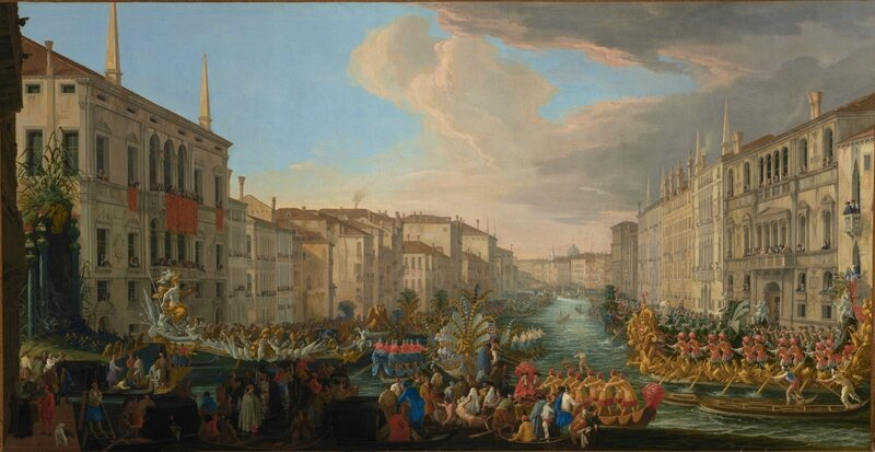 Regatta on the Grand Canal_preview