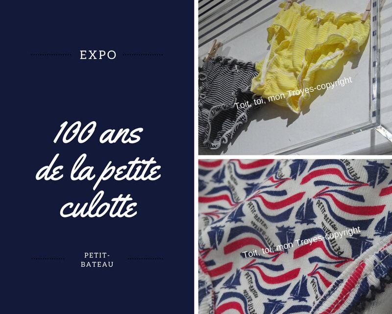 Expo Petit Bateau 2018