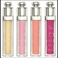 Lip glow coral - gloss mousseline - gloss minauderie - gloss pétillante - gloss exquise - dior addict - collection trianon dior