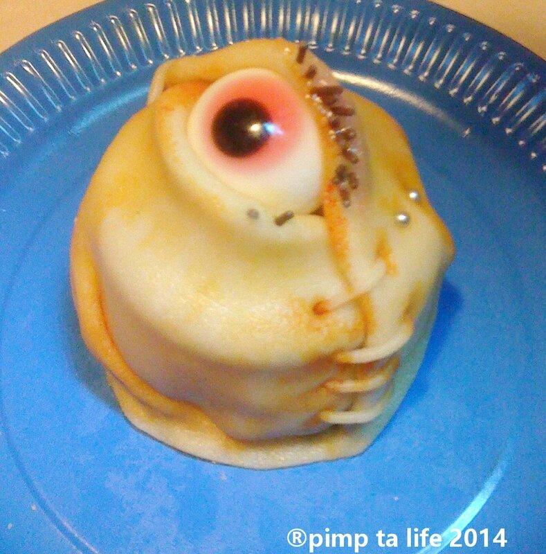 ®pimp ta life 2014 gore cake (1)
