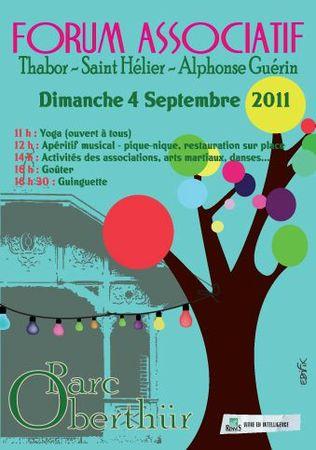 affiche oberthur 05-09-2011