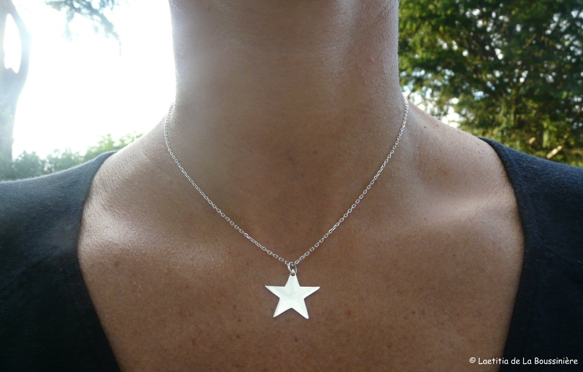 Collier Petite Ourse