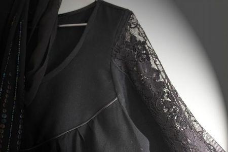 Robe dentelle 3