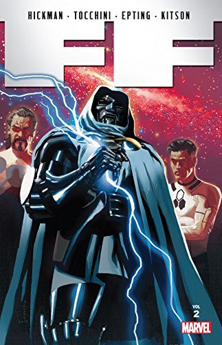 FF future foundation by hickman vol 02 the supremor seed TPB
