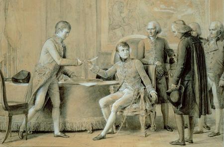 Signature du Concordat