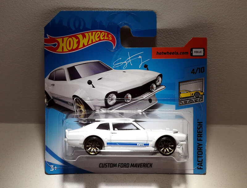 Ford Maverick Custom (Hotwheels)