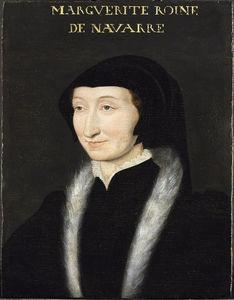 Marguerite d'Angoulême, reine de Navarre