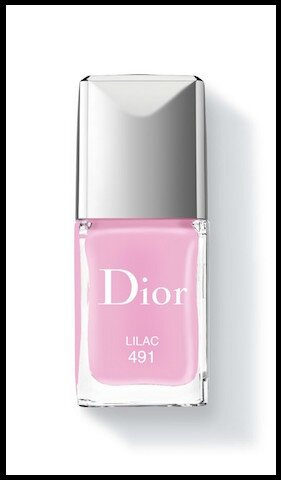 dior glowing gardens vernis ongles lilac