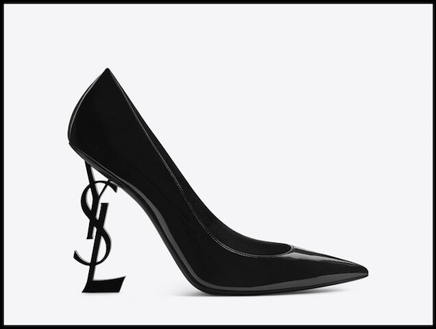 saint laurent escarpins opyum 1