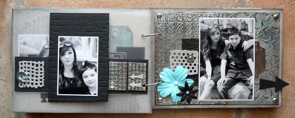 mini album kit Patmiaou 5