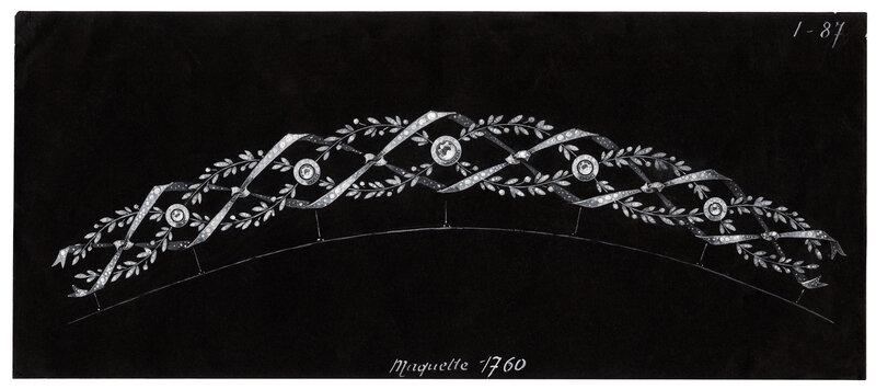 Joseph-Chaumet-Projet-de-serre-cou-transformable-en-diadäme-bandeau-Vers-1905-Collection-CHAUMET-590x262