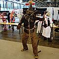 Cospaly scarecrow (Batman)