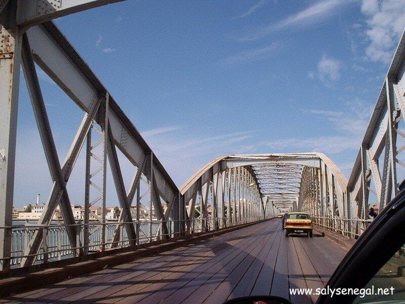 Pont Faidherbe(St-Louis)