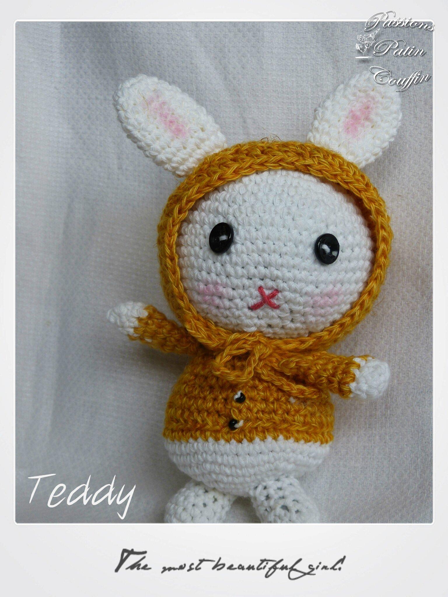 lapin teddy