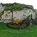 Foulques nerra fait une trève avec gelduin le danois, chef viking à la solde du comte de blois et construit un château