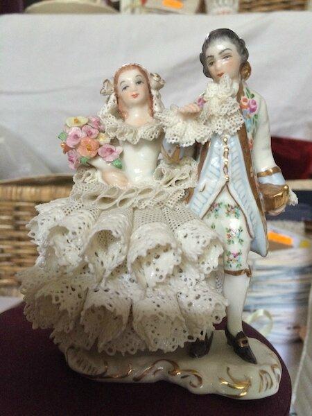 Cadeaux, objets insolites, mariage - La Petite Mercerie Louisette Golse - Emmaüs Le Plessis Trévise