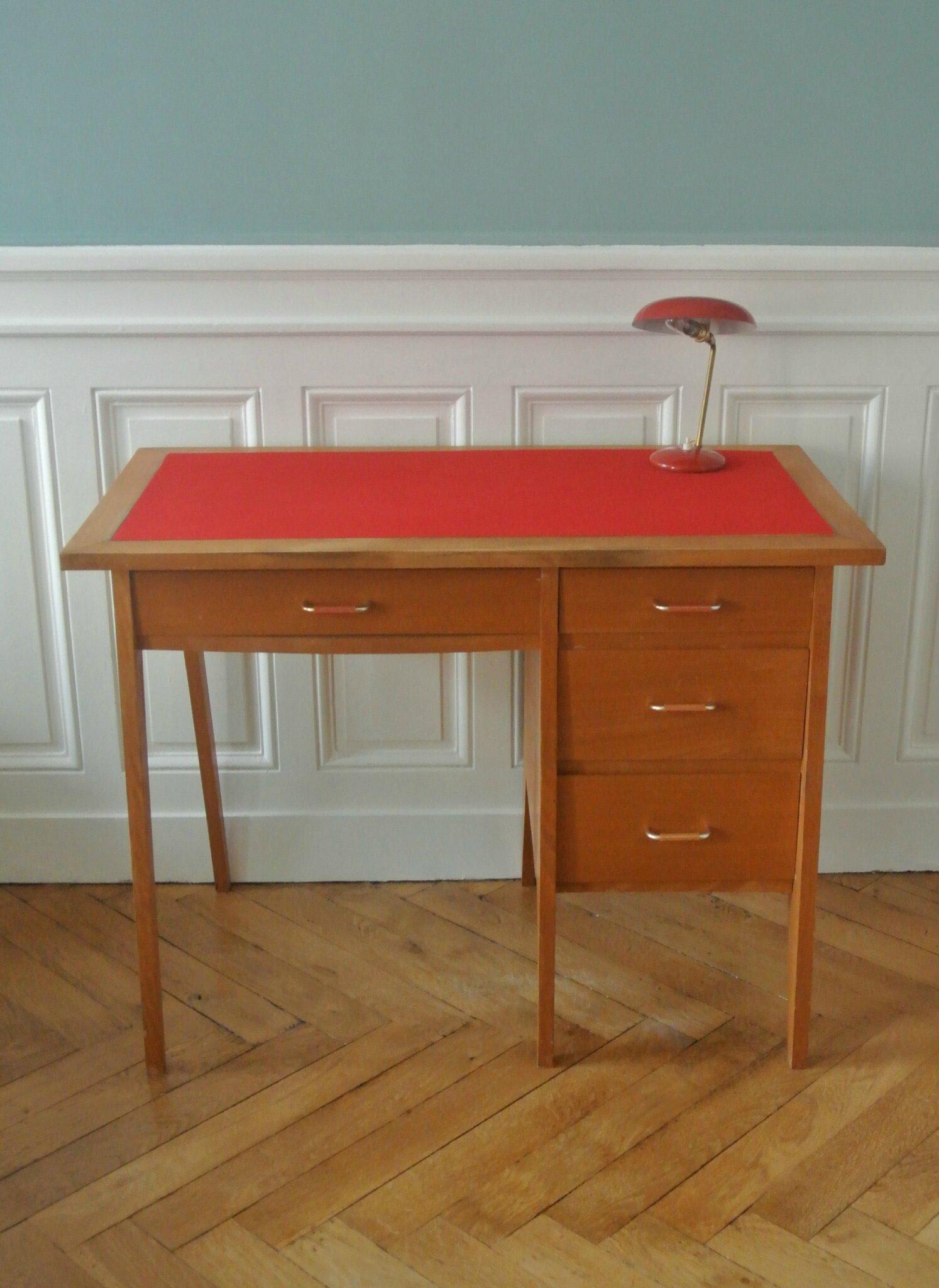 bureau 50 bois rouge (1)