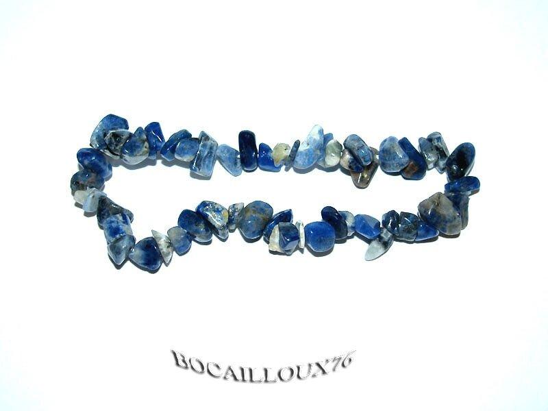 Bracelet SODALITE 8