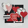 Blog hop des poulettes - carte coulissante st valentin