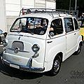 Fiat 600 multipla 1956-1965