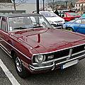 Dodge dart custom 4door sedan-1971