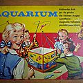 Aquarium Pêche à la ligne