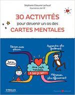 30 activités pour devenir un as des cartes mentales couv