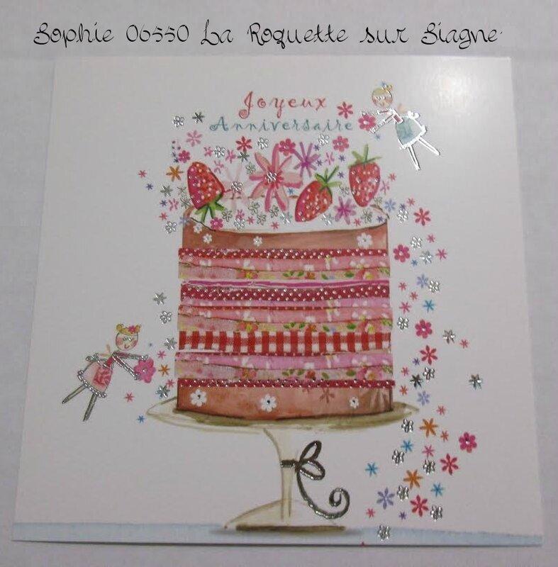 SOPHIE 06550 LA ROQUETTE SUR SIAGNEA