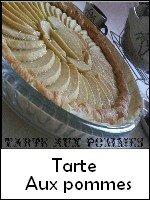 tarte aux pommes weight watchers