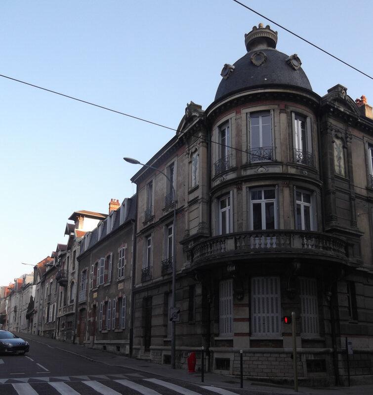 art nouveau rue de vittel