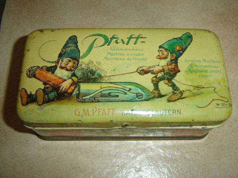 Boîte Pfaff